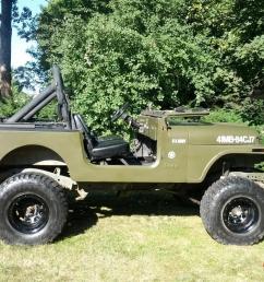 jeep cj7 army wrangler 4x4 cj photo [ 1066 x 800 Pixel ]
