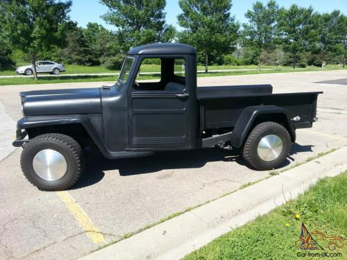 small resolution of 1963 willys jeep pickup truck