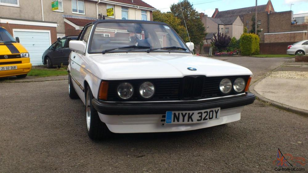 medium resolution of bmw e21 with 2 5 conversion photo