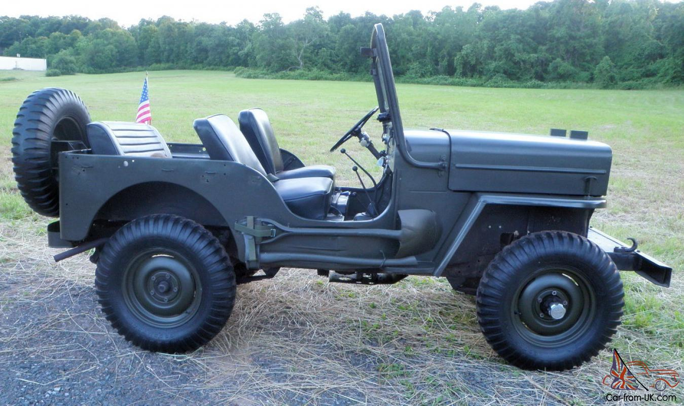 hight resolution of 1962 willys cj3b jeep photo