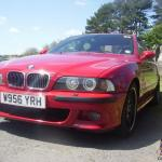2000 Bmw E39 M5 Imola Red Stunning
