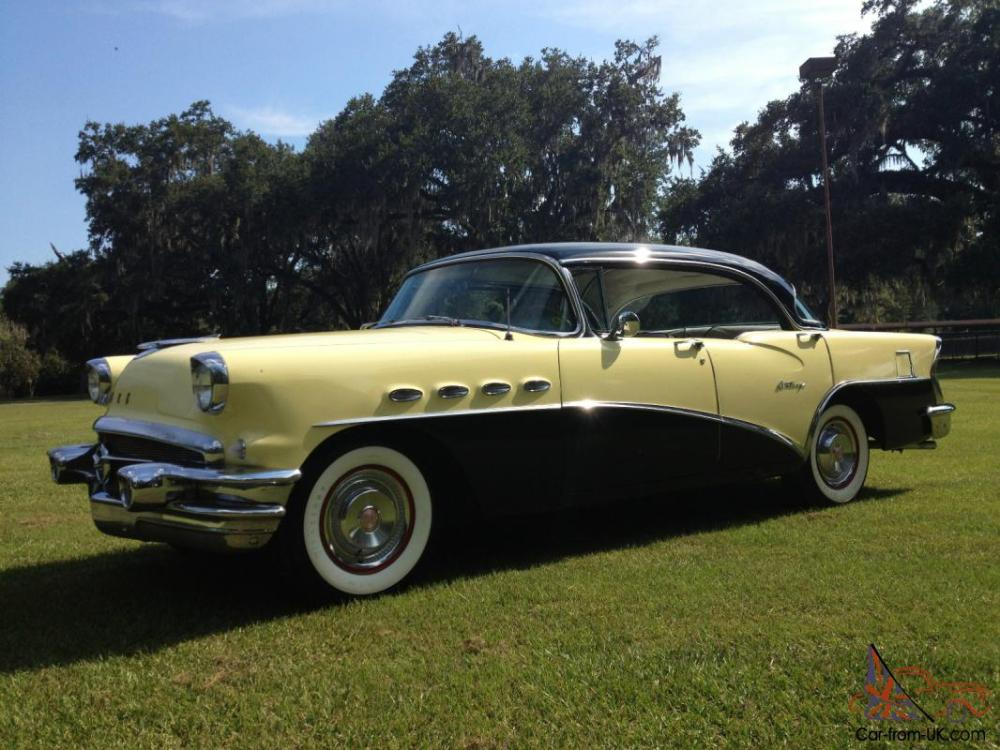 medium resolution of 1956 buick century