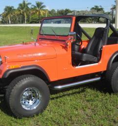jeep cj7 4x4 off road laredo jeep wrangler automatic cj7 lifted mud convertible [ 1066 x 800 Pixel ]