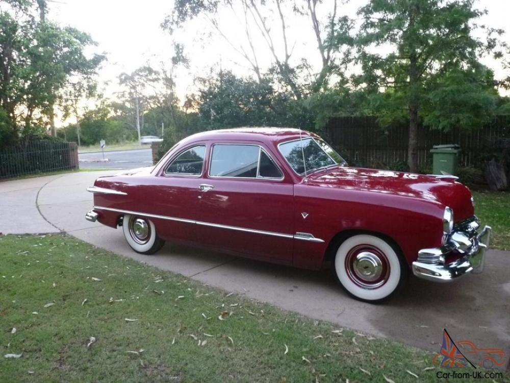 medium resolution of 1951 ford club coupe for sale