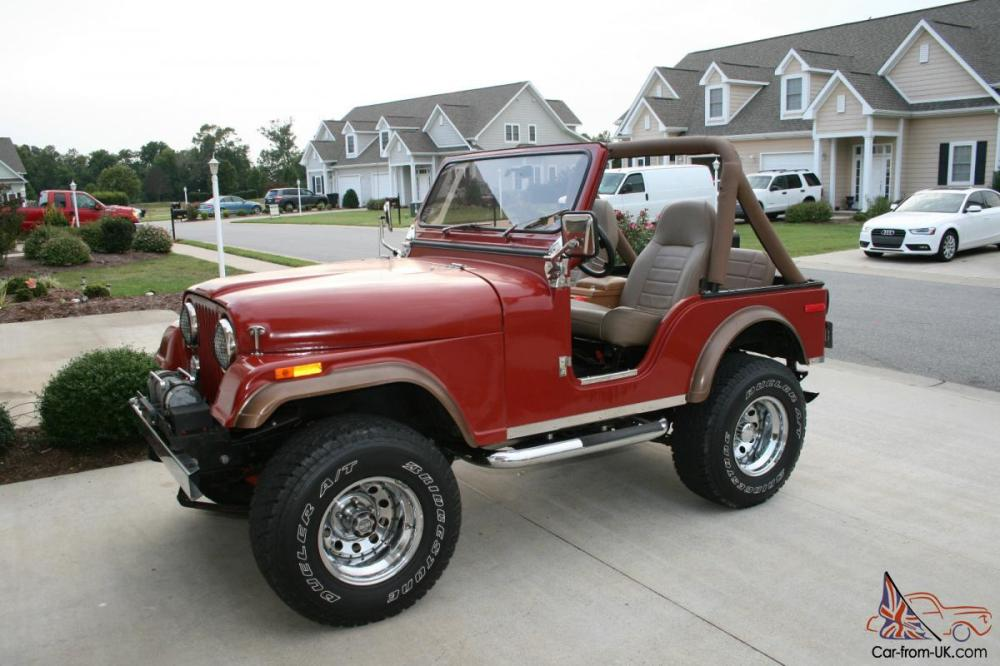 medium resolution of 1977 jeep cj5 exceptional condition cj 5 v8 304 4spd 4x4 awesome