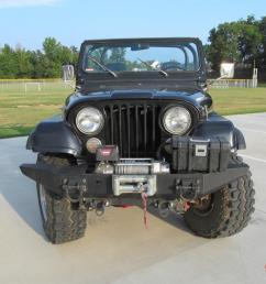 jeep cj7 bumper [ 1066 x 800 Pixel ]