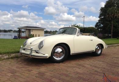 1959 Porsche Colors