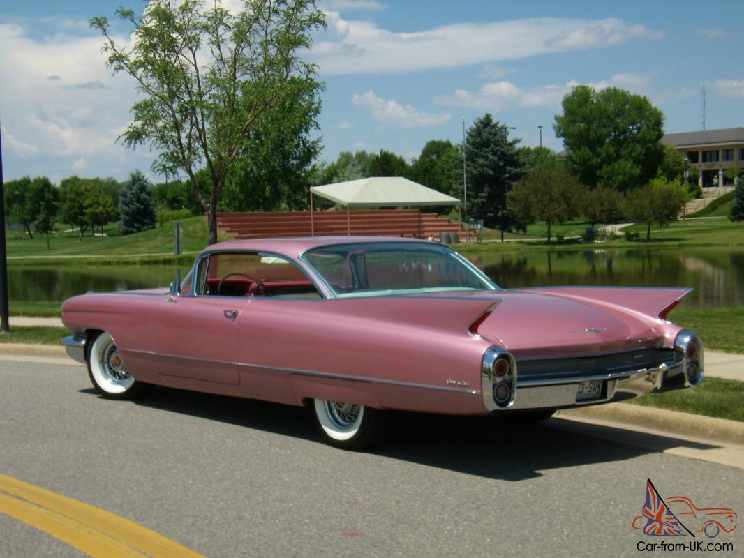 1960 Cadillac Wiring Diagram