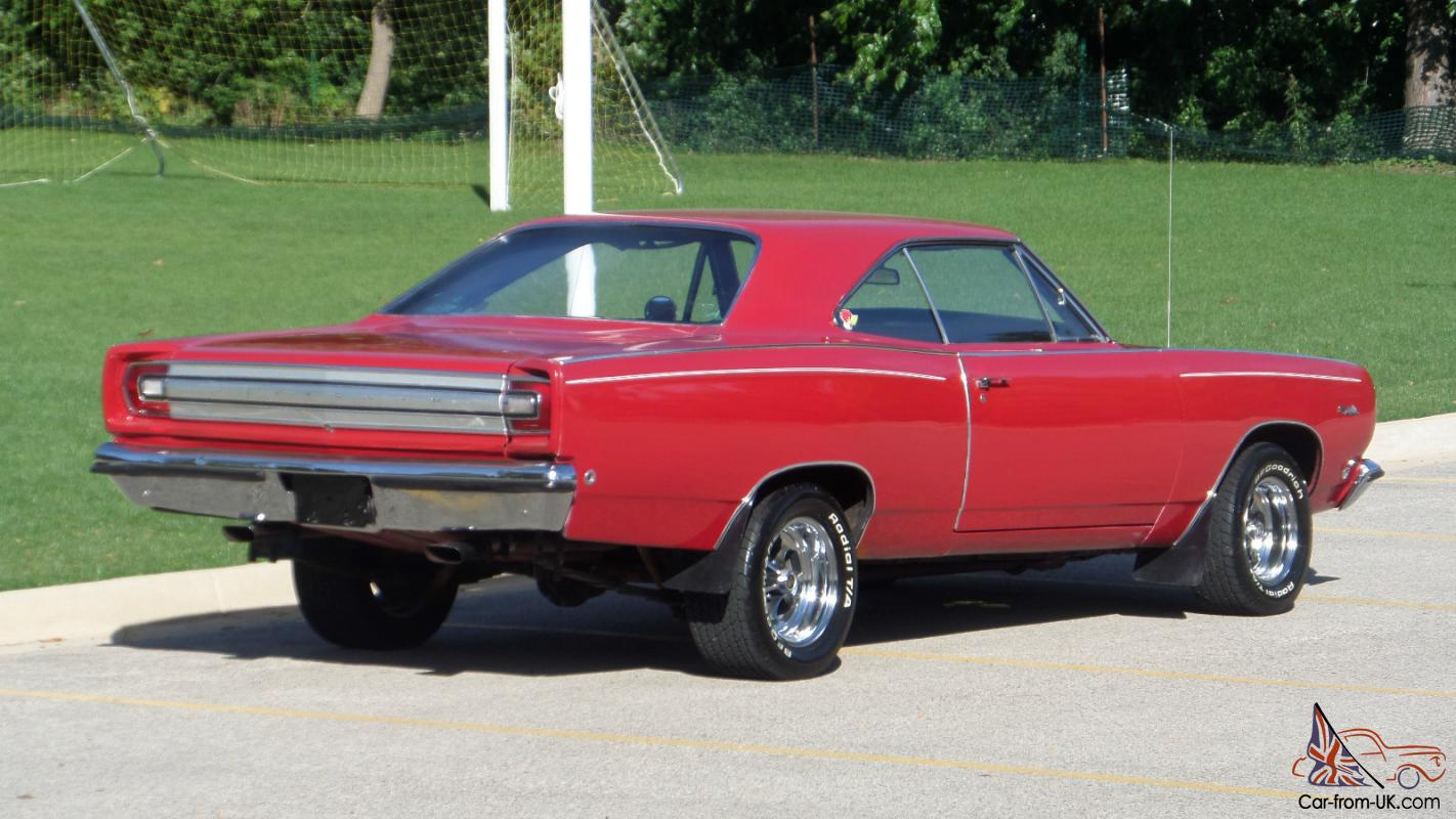 hight resolution of 1968 plymouth satellite road runner look 383 gtx mopar great street car 1955 chevy wiring