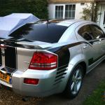 Dodge Avenger Custom Modified American Classic Muscle Car Private Plate A3 Gbr