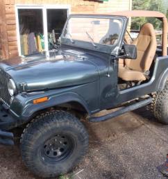 1980 jeep cj7 hard top for [ 1015 x 800 Pixel ]