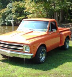 1968 chevy c10 stepside pickup 1965 chevy c10 wiring harnesses 1966 chevy c10 wiring diagram for [ 1066 x 800 Pixel ]