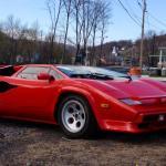Lamborghini Countach 5000 Quatrovalvolle Replica