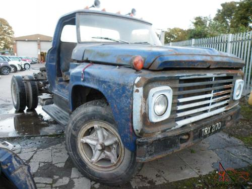 small resolution of 1963 ford f750 departure youtube