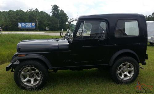 small resolution of 1984 jeep cj7 hardtop 4 2l 6 cylinder not cj5 or wrangler no reserve