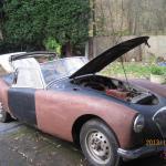 Project 1956 Mga Roadster 1500
