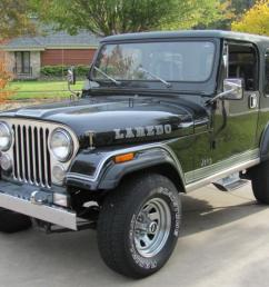 1984 jeep laredo cj7 [ 1090 x 800 Pixel ]