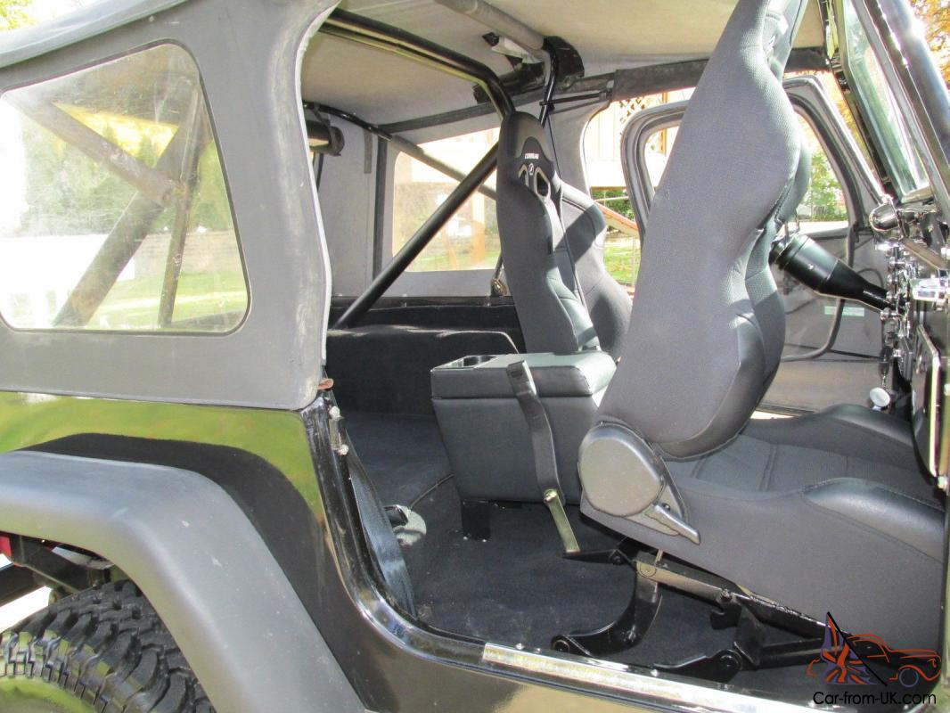 1977 Jeep Cj7 Wiring Harness