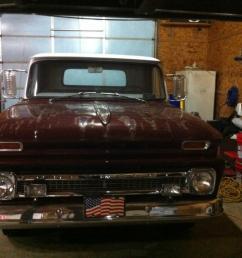 1965 c10 stepside truck [ 1071 x 800 Pixel ]