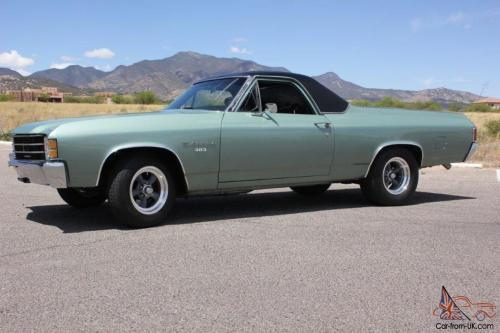small resolution of 1972 chevrolet el camino pro street 383 cu in th 400