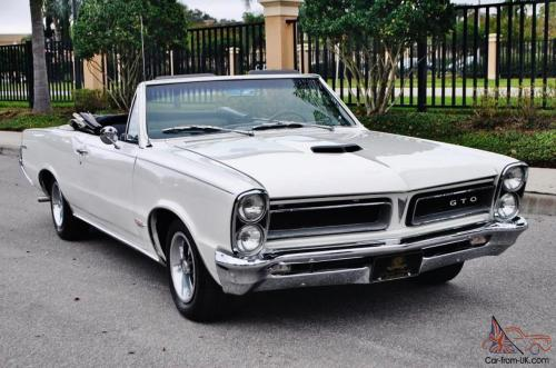small resolution of 1965 pontiac gto convertible rh car from uk com 1966 pontiac le mans 1965 pontiac tempest