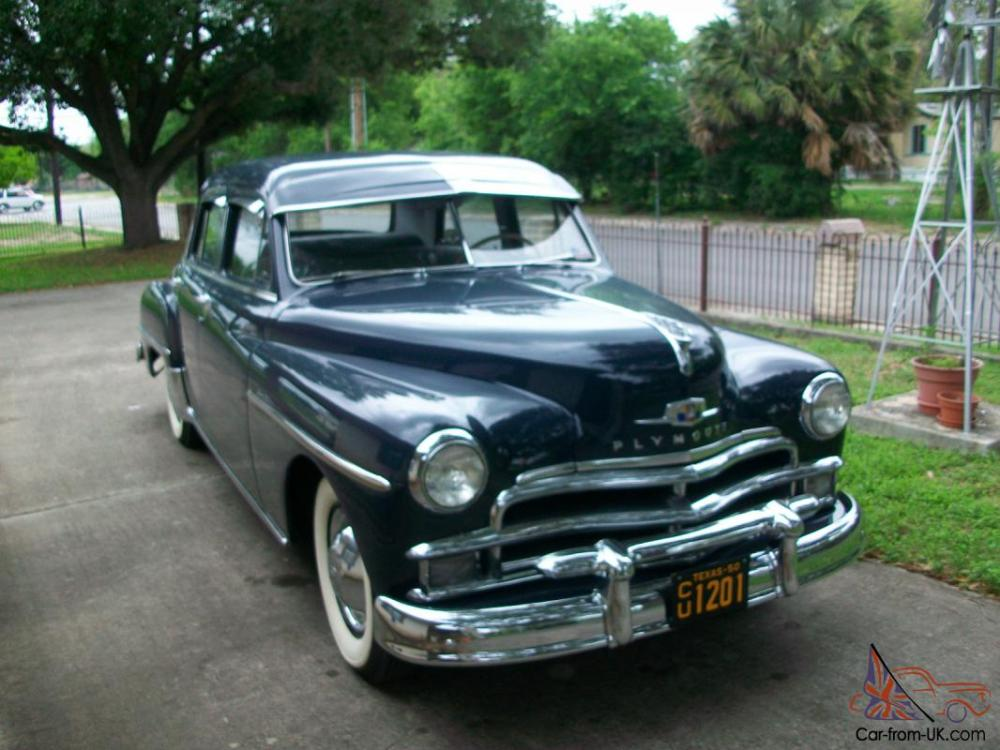 medium resolution of 1950 plymouth special deluxe