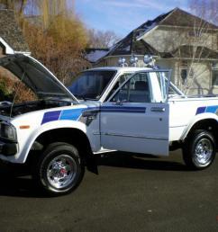 1983 toyota pickup sr5 4x4 100 rust free garage kept must see photo [ 1066 x 800 Pixel ]