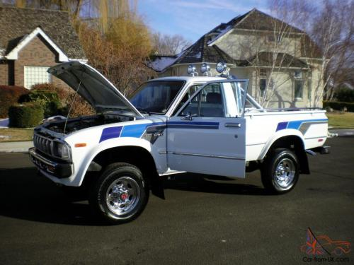 small resolution of 1983 toyota pickup sr5 4x4 100 rust free garage kept must see photo