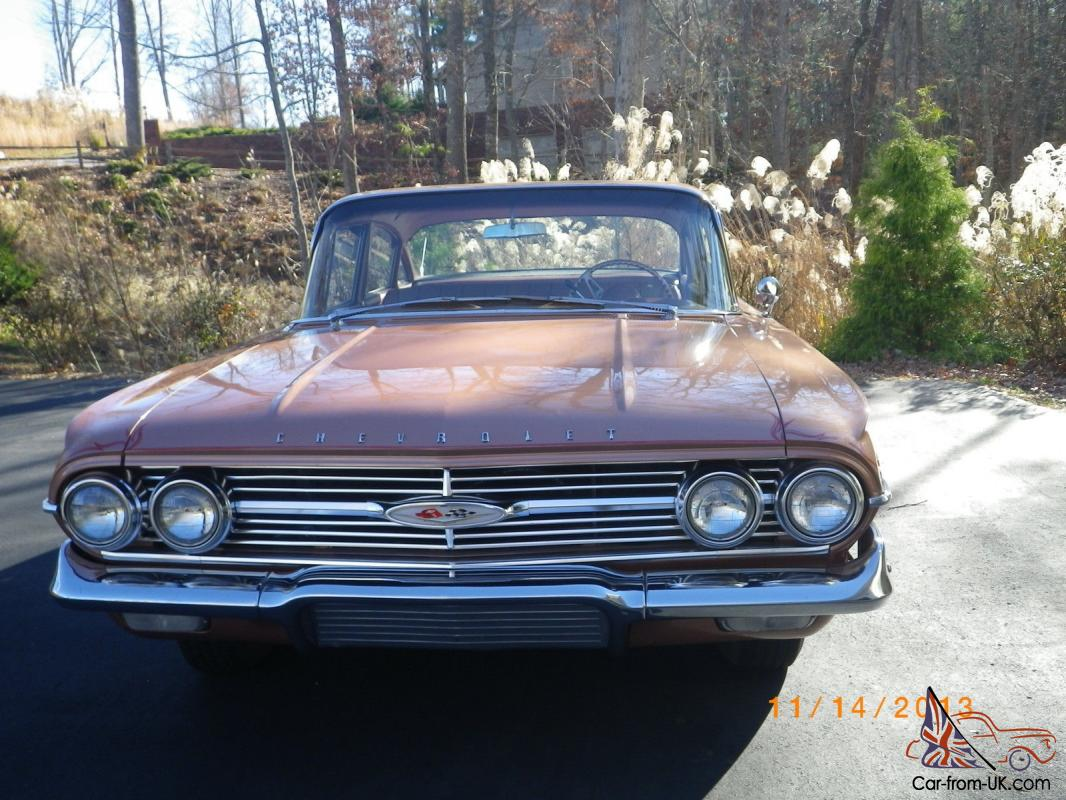 1960 Chevy Impala 4 Door Sedan