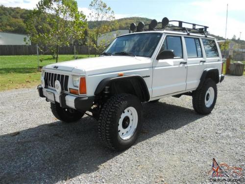 small resolution of lifted 1989 jeep cherokee limited 4 0l beautifully modified 90 pictures