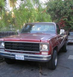 1977 chevrolet c20 pickup truck 3 4 ton 454 91 100 miles th400 chevy gmc [ 1066 x 800 Pixel ]