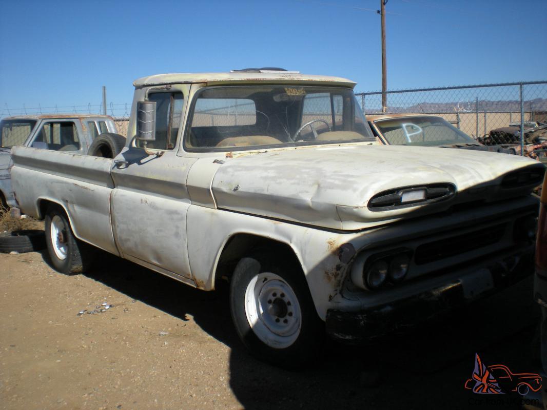 hight resolution of 1961 chevy apache pick up gmc chevrolet c10 c20 c30 arizona rat rod custom photo