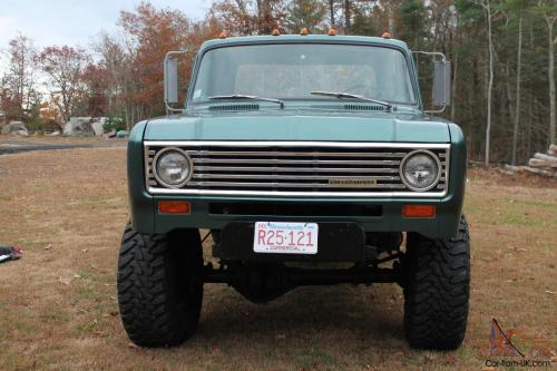 small resolution of 1974 international 1310 pickup truck turn signal wiring