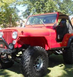 1978 cj5 cj 5 lifted custom bumpers frame off restored no reserve awsome jeep [ 1066 x 800 Pixel ]