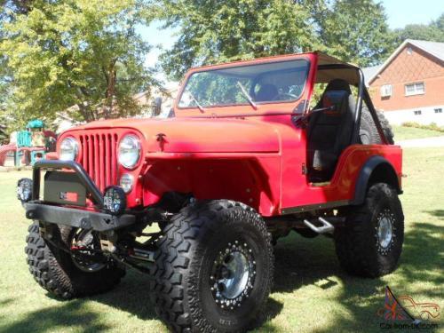 small resolution of 1978 cj5 cj 5 lifted custom bumpers frame off restored no reserve awsome jeep