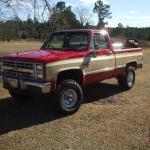 1986 Chevrolet K10 Silverado Scottsdale Vintage Classic Rare 83 84 85 87 C10 Swb