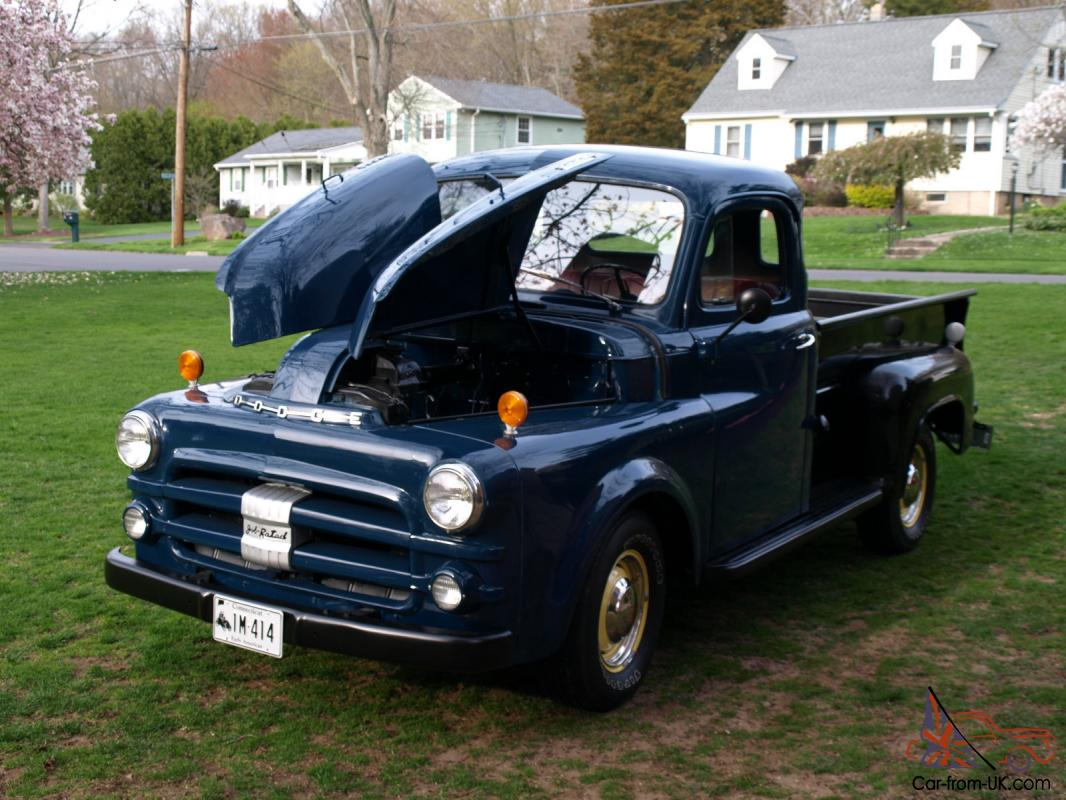 Dodge Pick Up. 1945 dodge pickup picture 683323 truck