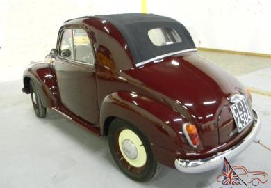 Fiat 500 Classic Car Price Guide Hagerty Uk
