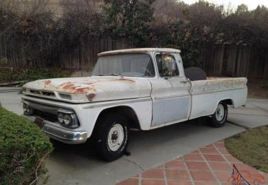 1962 Gmc Truck For Sale