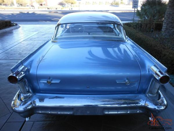 55 Olds Rocket 88 - Year of Clean Water