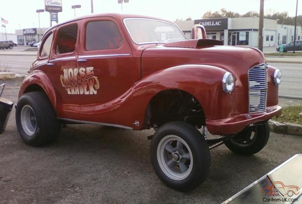20+ Austin A40 Gasser Pictures and Ideas on Weric