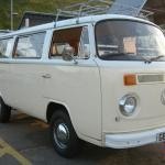Vw Campervan T2 Transporter Baywindow Microbus Wedding Car South African Import