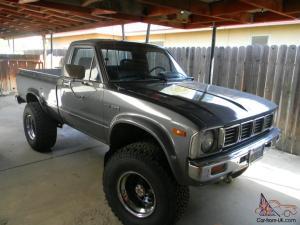 81 82 83 Toyota SR5 4x4 truck EXCEPTONAL NEW ENGINE