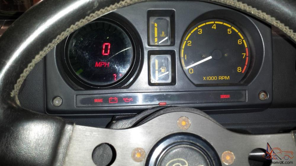 medium resolution of suzuki samurai tachometer wiring