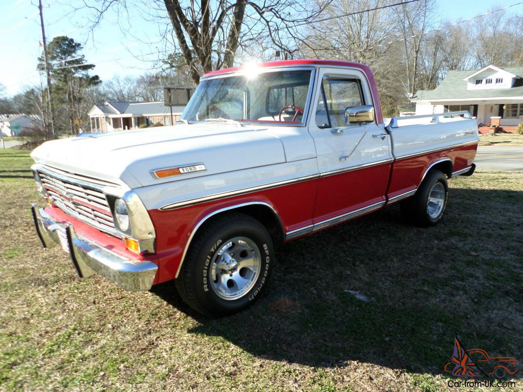 hight resolution of 1969 ford f100 ranger photo