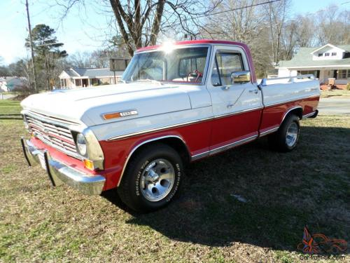 small resolution of 1969 ford f100 ranger photo