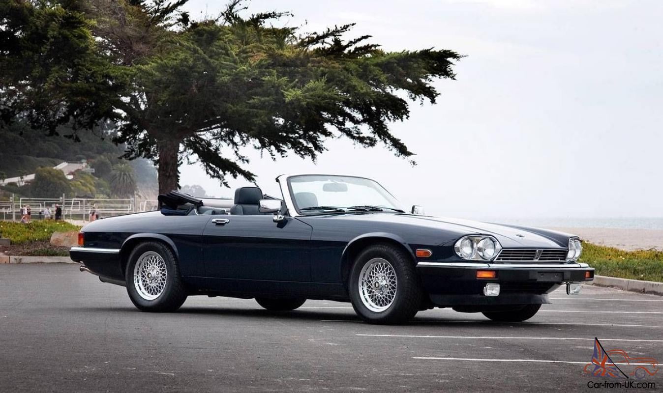 hight resolution of exceptional 1989 jaguar xjs v12