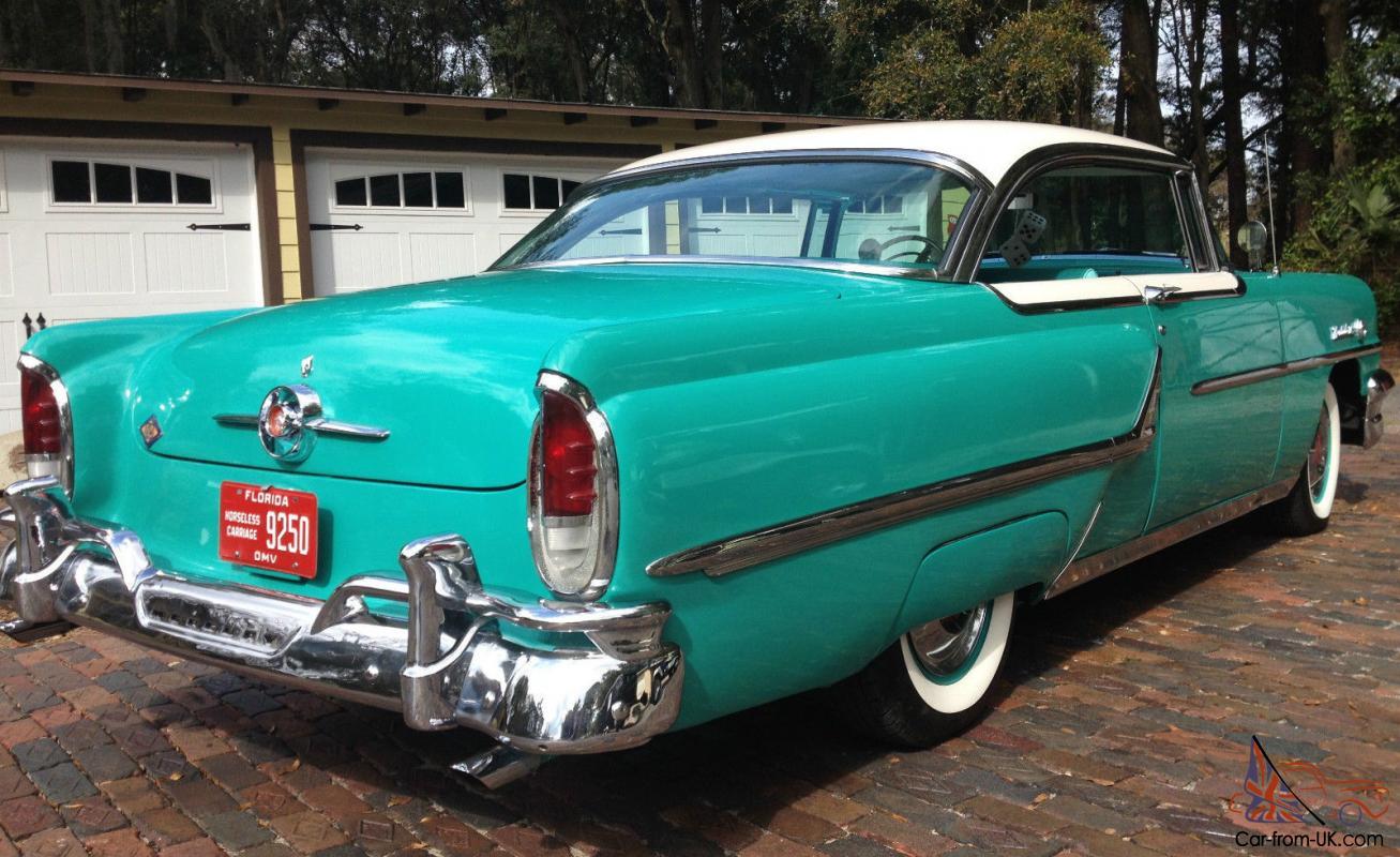 1955 Mercury Crown Victoria