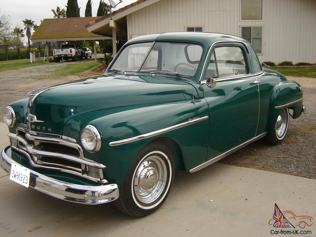 hight resolution of 1950 plymouth buisness coupe 1950 plymouth engine wiring diagram 1948 ford