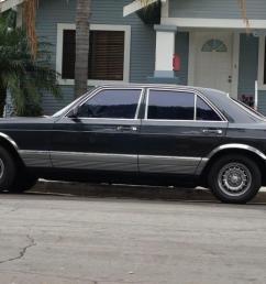 1985 mercedes benz 300sd black pearl 67 132mi photo [ 1204 x 800 Pixel ]